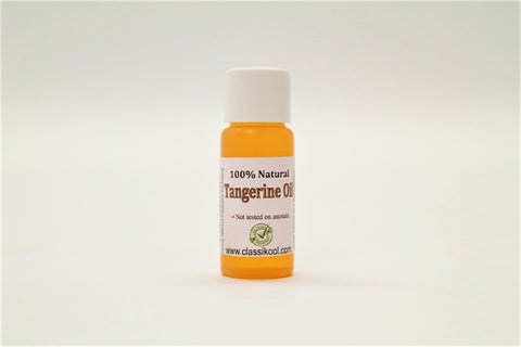 Classikool Tangerine Essential Oil: Natural Fruit for Home Fragrance & Massage