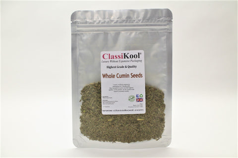 Classikool [Whole Cumin Seeds]: High Quality for Cooking Curries & Dhana Jeera