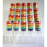 Classikool Multi Tiered Cake Push Pop Stand: Hold 20 Push Pops / Cupcakes
