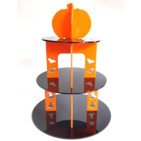 Classikool 3 Tier Halloween Themed Cupcake Display Stand