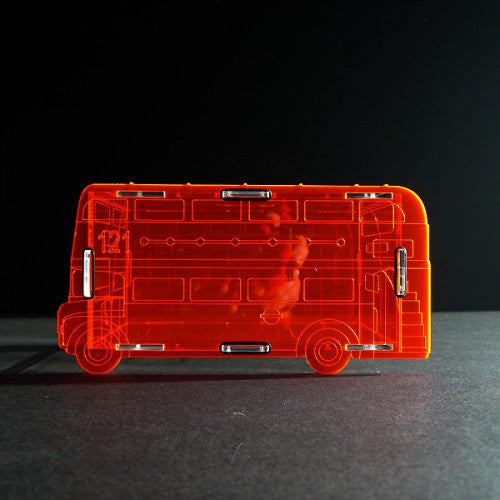 Classikool London Red Bus Money Box/Piggy Bank for Coins