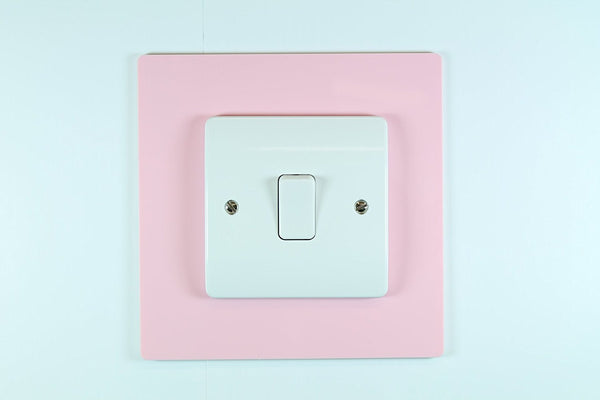 Classikool Plug Socket & Light Switch Surrounds: 9 Colour Choices