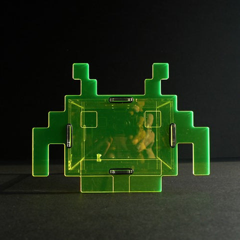 Classikool Retro Space Invaders Game Money Box/Piggy Bank for Coins