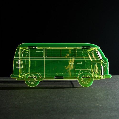 Classikool Classic Split Screen VW Campervan Money Box/Piggy Bank