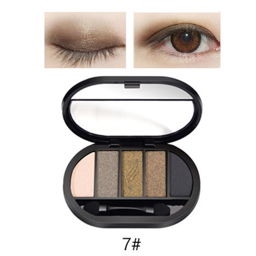 The Nudes Eye Shadow 7