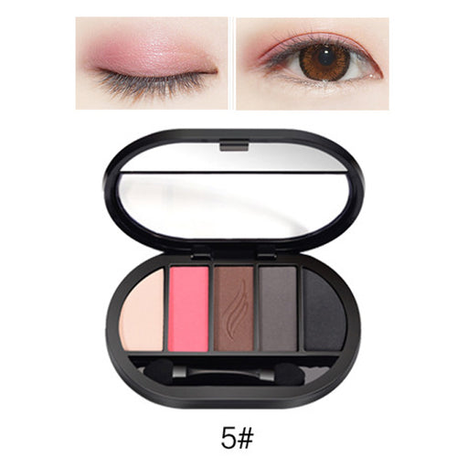 The Nudes Eye Shadow 5