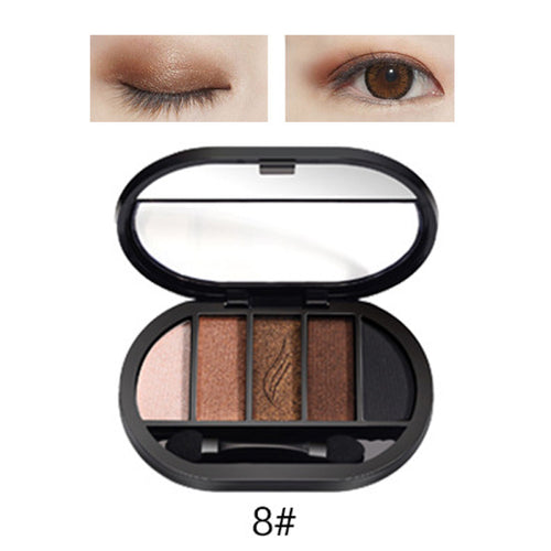 The Nudes Eye Shadow 8