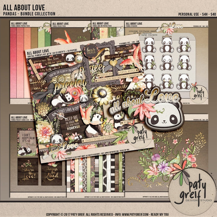 All About Love - Bundle Collection