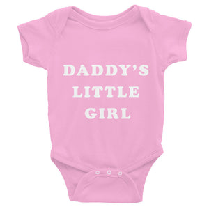 DADDY'S LITTLE GIRL pink