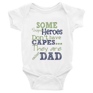 MY DAD DOESN'T HAVE CAPE