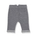 1+in the family - CORATO FORMAL PANTS - Blue Notte