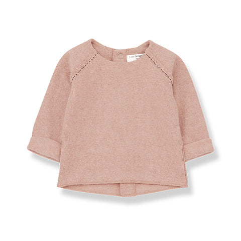1+in the family - FARRERA SWEATSHIRT - Rose