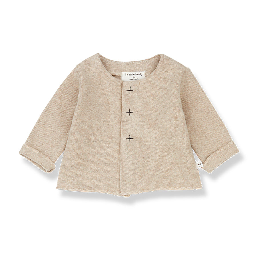 1+in the family - JOLIE JACKET - Cream