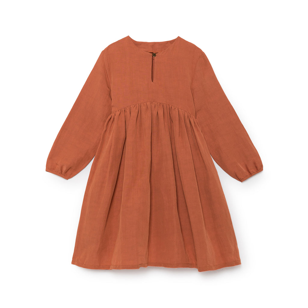 LITTLE CREATIVE FACTORY - LUCIA'S OVERSIZED DRESS - Rusty