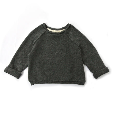 TREEHOUSE BY ANJA SCHWERBROCK - LULI PULLOVER - Charcoal