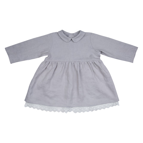 Bebe Organic - EVE DRESS - Grey
