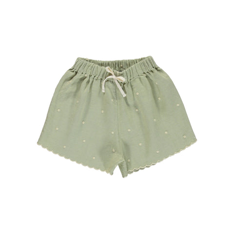 bebe organic - OLIVIA SHORTS - Natural Green