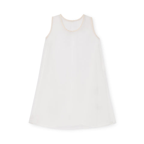 little creative factory - RAIN APRON DRESS - Clear