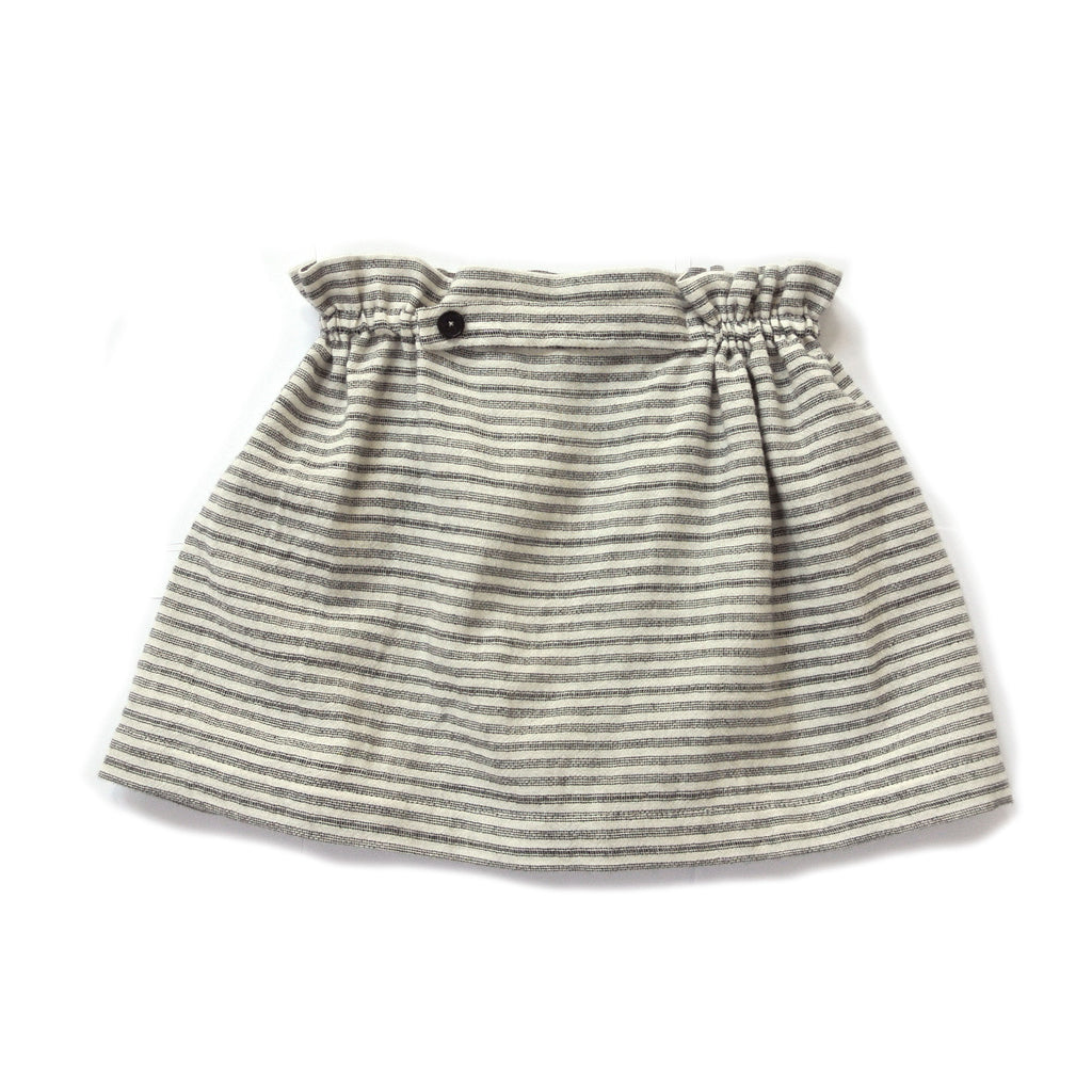 Treehouse by Anja Schwerbrock SORI SKIRT - Stripe