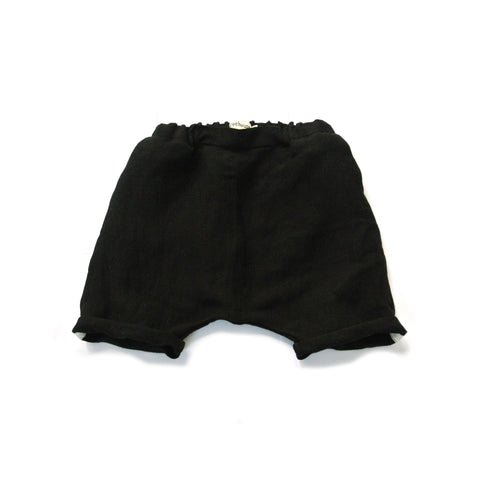 Treehouse by Anja Schwerbrock - TOSI SHORTS - BLACK