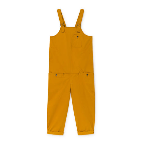 little creative factory - WAX DUNGAREES - Ochre
