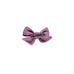 bebe organic - ADELE BOW - Purple Flowers