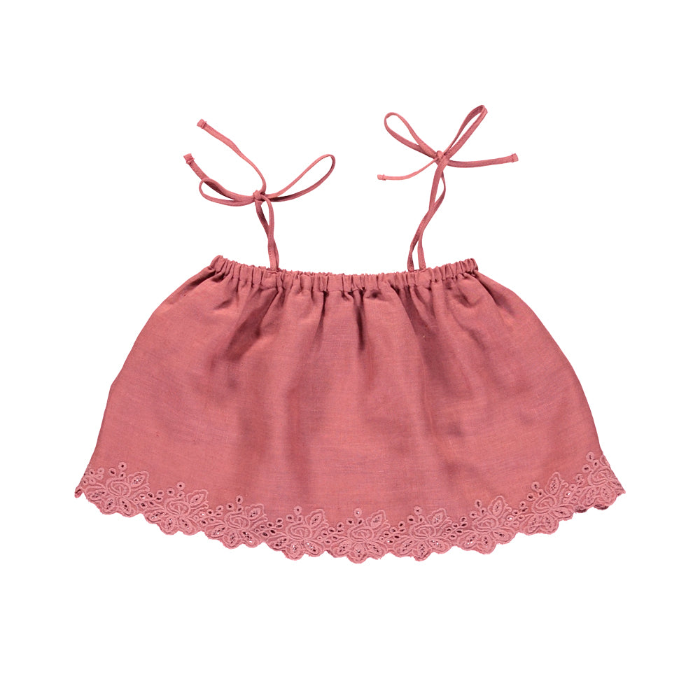 bebe organic - CRISTINA TOP - Old Rose