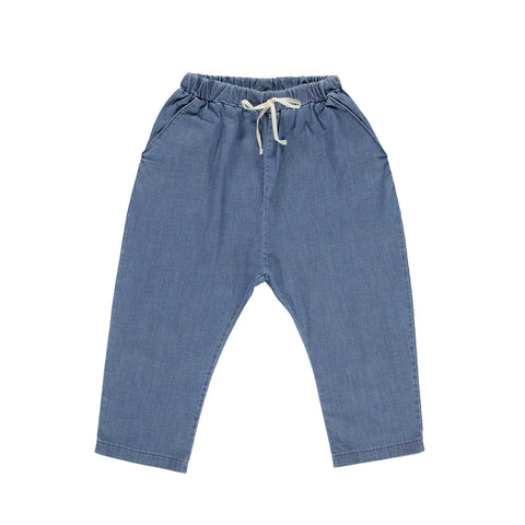 bebe organic - KARL DENIM PANTS