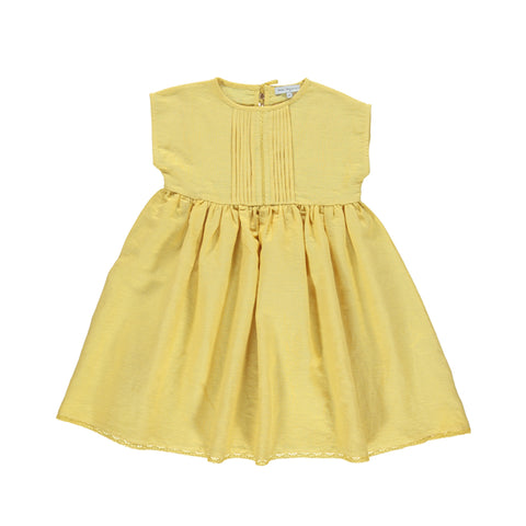 bebe organic - LOVE DRESS - Sunshine