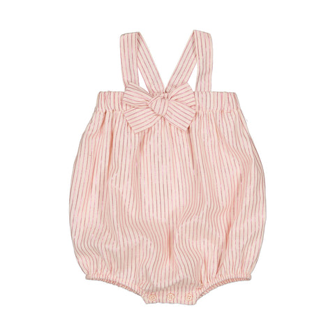 louis louise - OVERALL PHOEBE STRIPES LUREX - Pink