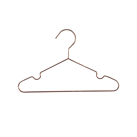 Entrecineastas kids - COAT HANGER (PACK OF 5) - ROSEGOLD