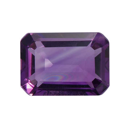 Amethyst Octagon Shape: 5 x 3 mm - 18  x 15 mm