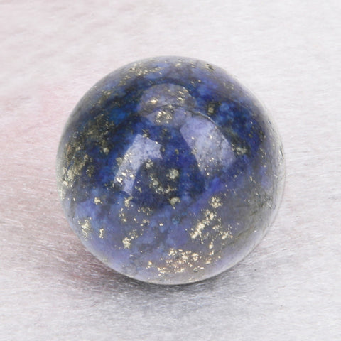 20mm Natural Lapis Lazuli Crystal Ball With Stand