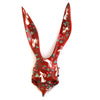 Albino rabbit Sally mask