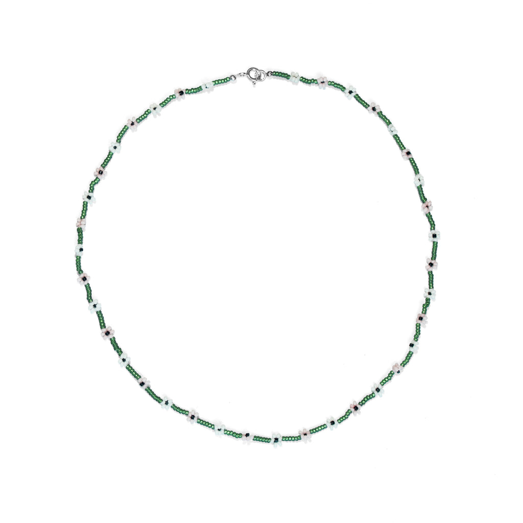 Cancelled Festival Daisy chain choker necklace