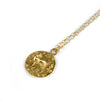 Gold Vermeil Bitch Kitty Necklace