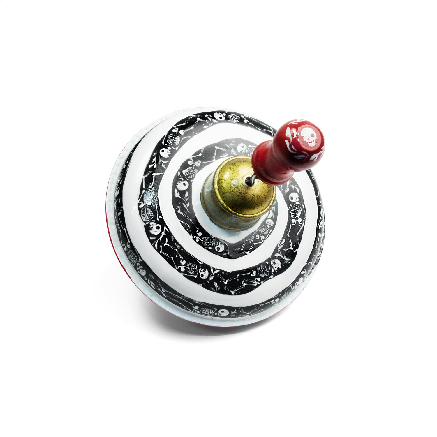 Tinplate Spinning top