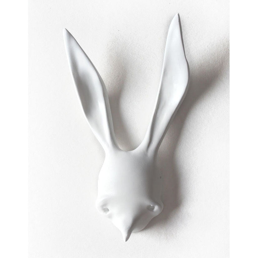 White Sally Rabbit mask