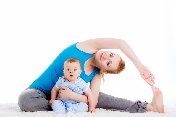 Which is the best time to start yoga? For mothers after childbirth