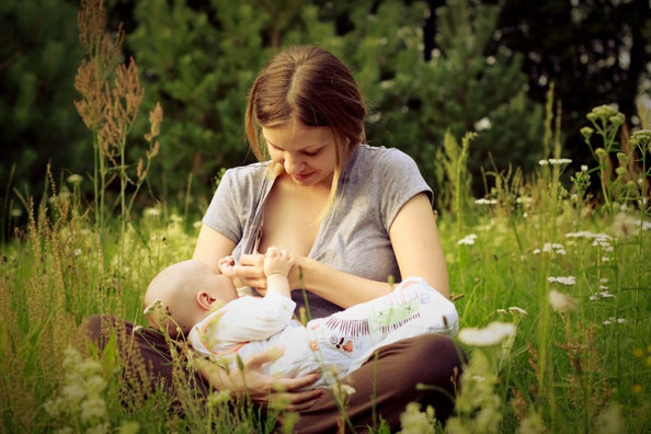 Top 10 Breastfeeding Positions