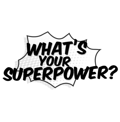 I Make Milk! What's Your Superpower?