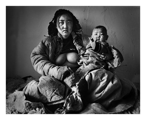 Breastfeeding in Mongolia