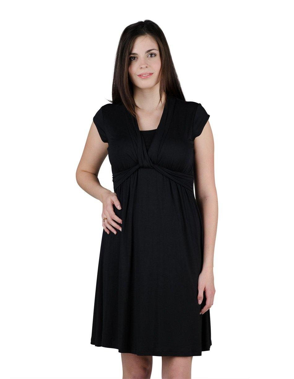 Maternity/Nursing dress SUZY - L left - FINAL SALE