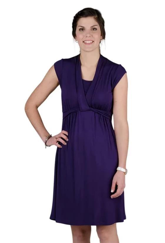 NEW! Maternity/Nursing dress SUZY
