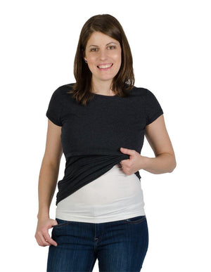 Seamless nursing and maternity band