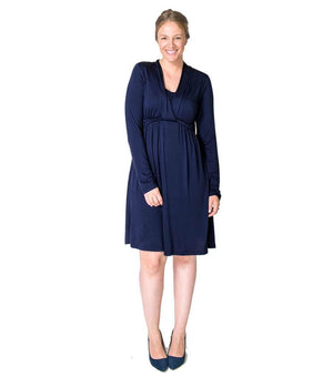 Maternity / Nursing dress ABIGAIL - FINAL SALE