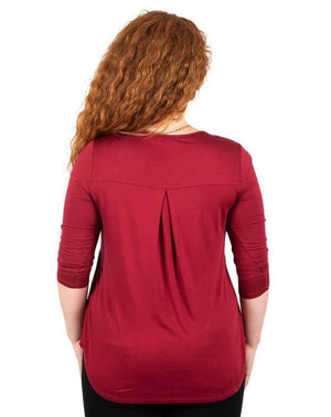 NEW! - Maternity/Nursing Top Britt