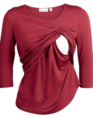 NEW! - Maternity / Nursing Top Britt