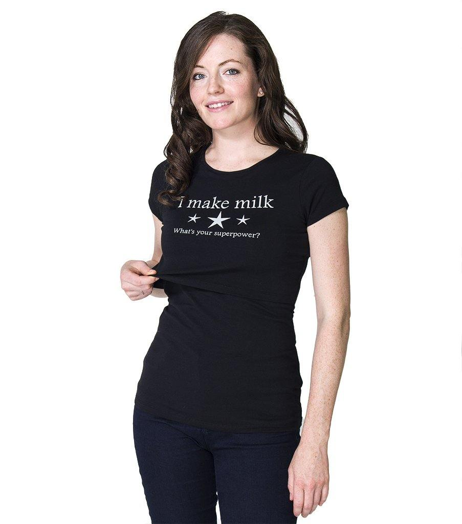 Nursing top MILK