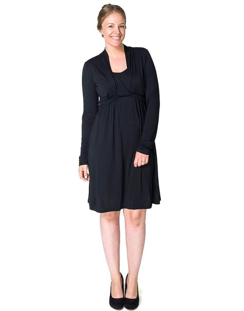 Maternity and nursing dress Abigail